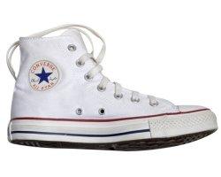 15ebde5de410c5 All Star Converse Converse Unisex High Top Sneaker - White