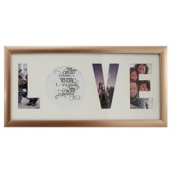 Decor - Word Love Frame