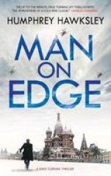 Man On Edge Hardcover Main