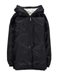 Reflective Hooded Weather Jacket