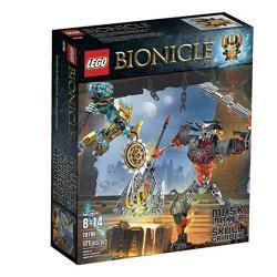 LEGO Bionicle 70795 Mask Maker Vs Skull Grinder