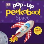 Pop-up Peekaboo Space Board Book