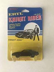 Ertl Knight Rider 1 64 Scale Die Cast Metal Knight 2000 Moc 1982
