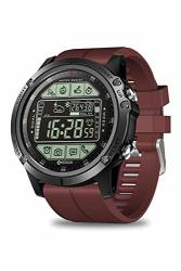 Zeblaze Vibe 3S Smartwatch Bluetooth Pedometer 5ATM Waterproof Weather Stopwatch Remote Camera LED Backlight Activity Tracker Outdoor Sports Smart Watch For Ios Android