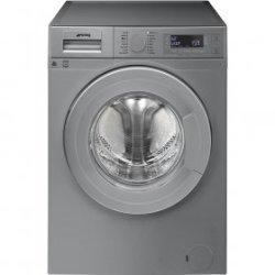 Smeg 9KG Silver Front Loader Washing Machine - WHTS914LSSA