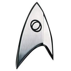 Quantum Mechanix Abysse CORP_BIJQMX002 Star Trek - Insignia Badge: Sciences Mul