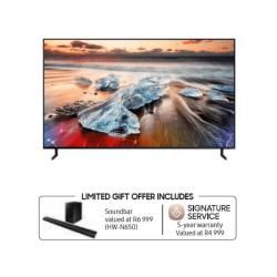 Samsung 65 Inch Q900R Qled Smart Tv QA65Q900RBKXXA