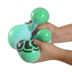 GLOOP Splodge Ball 110MM Blue To Green