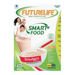 Future Life - Smart Food Strawberry Cereal 500G