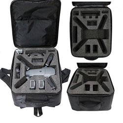 Amiley For Dji Mavic Pro Drone Accessories Light Backpack Shoulder Carry Bag Case For Dji Mavic Pro Drone Accessory Black
