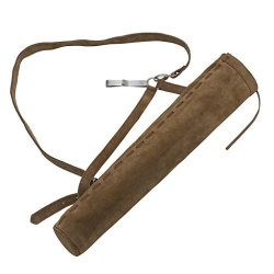 OMP Mountain Man Suede Side back Quiver With Hook