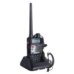 Ashcom UV-5RA Professional Hand-held Transceiver Radio Receiver Walkie-talkie Eu Plug