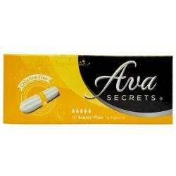 Ava Secrets - Tampons Super Plus 16'S