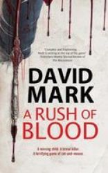 A Rush Of Blood Paperback Main