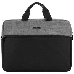 Mainstays Black grey Bailhandle Laptop Bag Laptop Bag