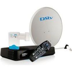 Multichoice DSTV Explora Decoder - Fully Installed Mvpblack