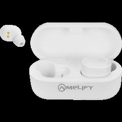 Amplify Mobile Series True Wireless Ear Buds - White
