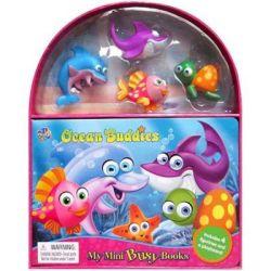 Ocean Buddies Book & Toy Novelty Book
