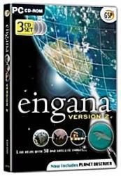 Apex : -eingana-live Atlas With 3D And Satellite Images Retail Box No Warranty On Software  Live Atlas With 3D And Satellite Im