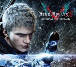 Game Music - Devil May Cry 5 O.s.t. Cd