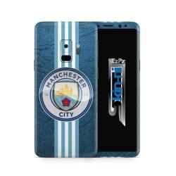 Samsung Galaxy S9 Decal Skin: Manchester City