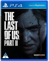 SIEE The Last Of Us: Part II PS4