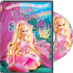 Barbie 5 - Fairytophia DVD