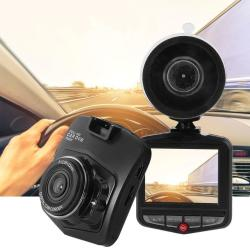 HD 1080P Vehicle Blackbox Dvr With Motion Sensing