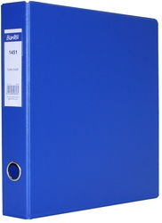 Bantex A4 40mm Lever Arch File in Blue