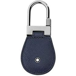 Montblanc Keyring Indigo Blue - 113240