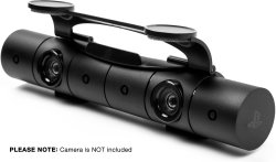 Foamy Lizard Privacy Shield For Playstation 4 Camera V2.0 By Protective Concealing Lens Cover For 2016 PS4 Console Camera 2.0 Sensor Not Compatible W