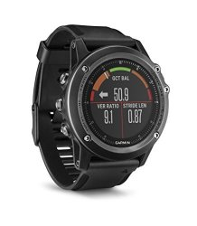 Garmin Fenix 3 HR in Grey