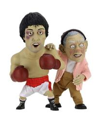 Neca - Rocky Limited Edition Rocky & Mickey Puppets Maquettes