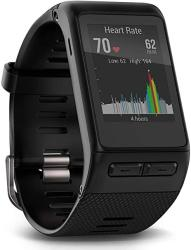 Garmin Vivoactive Hr Gps Smart Watch Ww Regular Fit - Black
