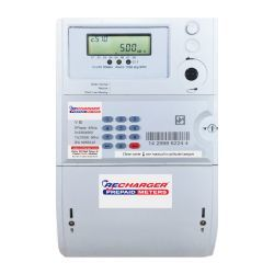 3 Phase 100Amp Prepaid Electricity Meter