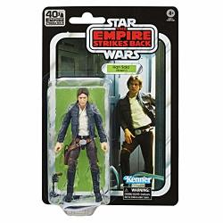 Star Wars The Black Series Han Solo Bespin 6-INCH Scale The Empire Strikes Back 40TH Anniversary Collectible Action Figure