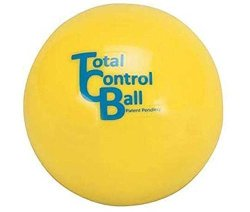 Total Control Sports Total Control Ball Softball Size Practice Ball