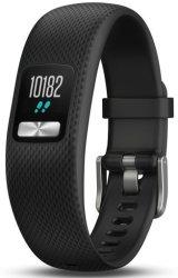 Garmin Vivofit 4 Fitness Watch - S m Black