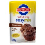 Snowflake - Easymix Muffin Mix Chocolate Packet 500G