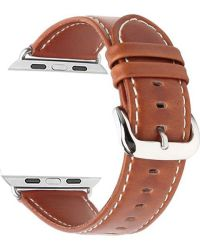 Gretmol Leather Apple Watch Replacement Strap - 38MM & 40MM
