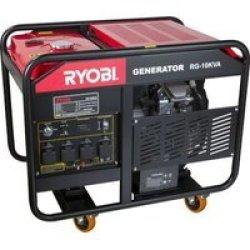 Ryobi 10kW 4-Stroke Generator