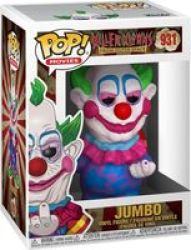 Pop Movies: Killer Klowns From Outer Space - Jumbo Vinyl Figure