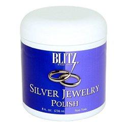 Blitz Silver Jewelry Polish