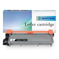 S Smartomni Replacement For BrOther TN630 TN660 1 Pack Compatible Toner Cartridge Compatible Use With BrOther DCP-L2520DW L2540DW HL-L2300D HL-L2340DW HL-L2360DW HL-L2380DW MFC-L2700DW MFC-L2740DW