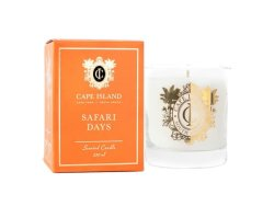 Cape Island Classic Safari Days Candle 250ML