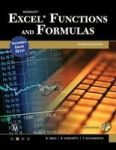 Microsoft Excel Functions And Formulas Paperback 4TH Edition