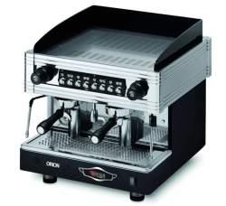 Wega Orion Commercial Espresso Machine - 2 Group Compact Evd Automatic Electric Black