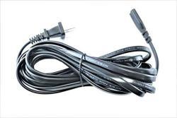 OMNIHIL 15FT Ac Power Cord Compatible With Crenova XPE490 HD MINI Portable Video Projector