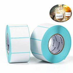 Self-adhesive Labels Intvn Removable Labels On Roll All Purpose Labels Mailing Address Labels Printer Labels Freezer Labels Household Labels Universal Labels 2 Rolls