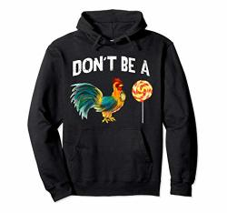 Men's Father's Day Gift Dont Be A Sucker Cock Pullover Hoodie